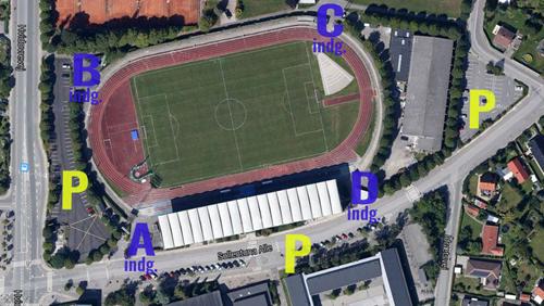 Hvidovre Stadion - Hvidovre Fodbold
